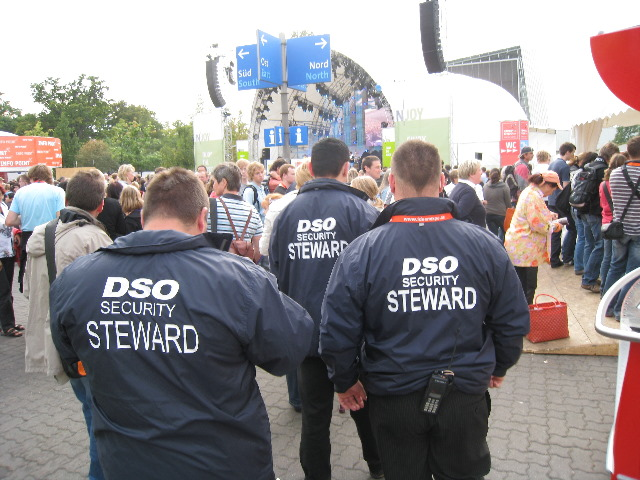 DSO_Eventsecurity_Ausstellung